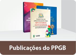 Publicações PPGB