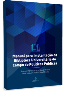 Capa OLIVEIRA_Manual para implantação da bu sobre políticas_2018